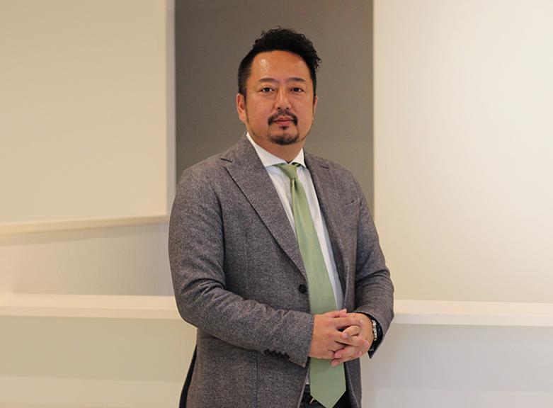 エコノハ株式会社 代表取締役 柳川知徳の写真