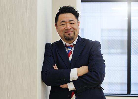 エコノハプラス株式会社 代表取締役 熊澤 征太郎の写真